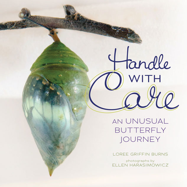 Autographed Hardcover: Handle With Care