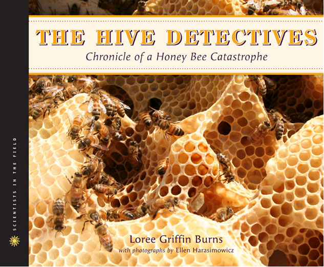 Autographed Hardcover: The Hive Detectives
