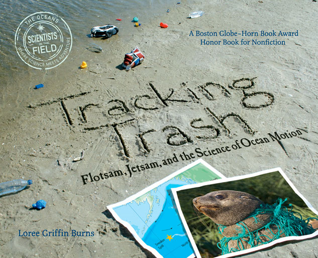 Autographed Softcover: Tracking Trash