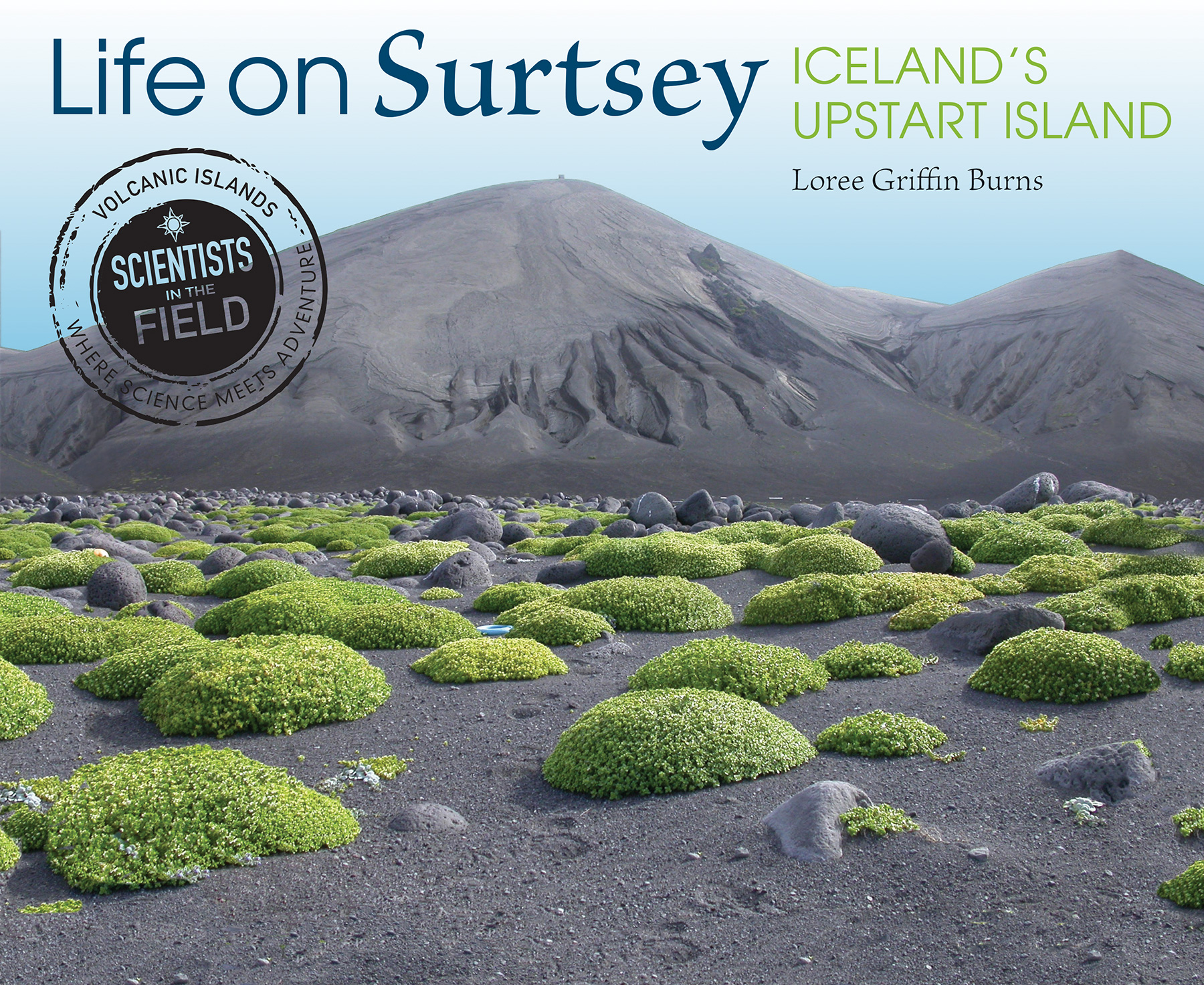 Autographed Hardcover: Life on Surtsey