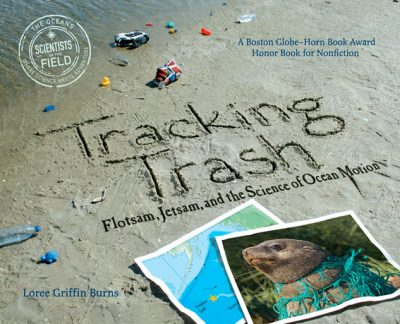 Tracking-trash-softcover